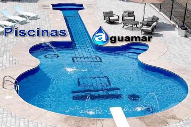 Piscinas gunitadas piscinas aguamar for Construccion de piscinas climatizadas